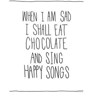 when im sad