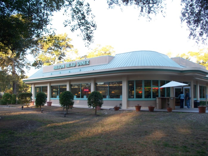 Day 2_Hilton Head Diner