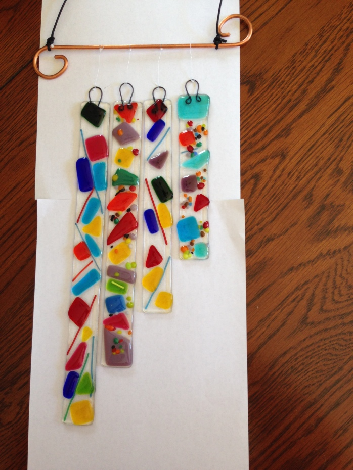 Windchimes_made my own glass