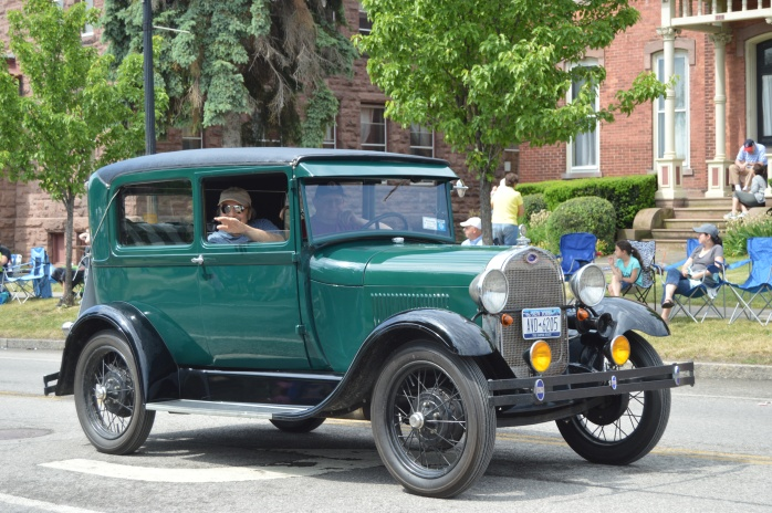 1929 Model A_Orleans Historical Society