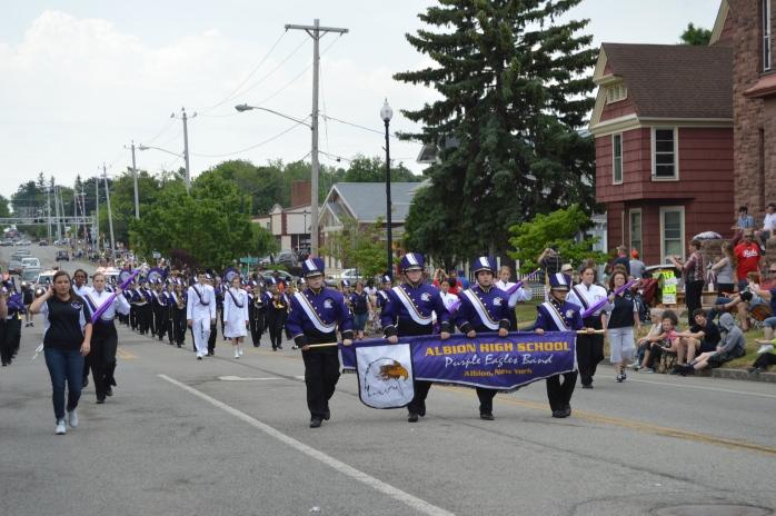 Albion Purple Eagles