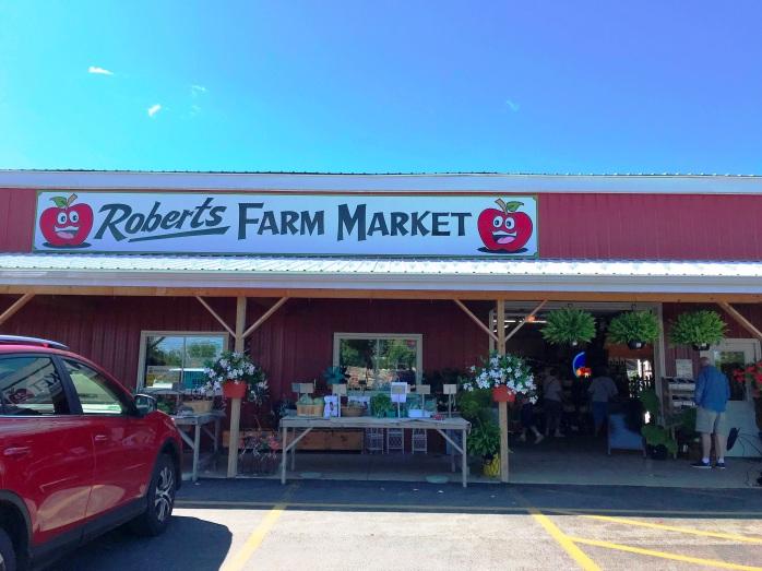 Local Farm Market Hop Kim S Thoughts